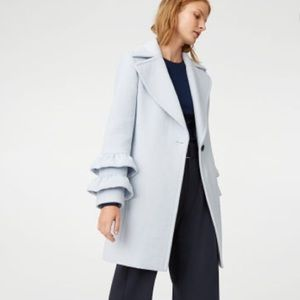 Club Monaco Blue Coat